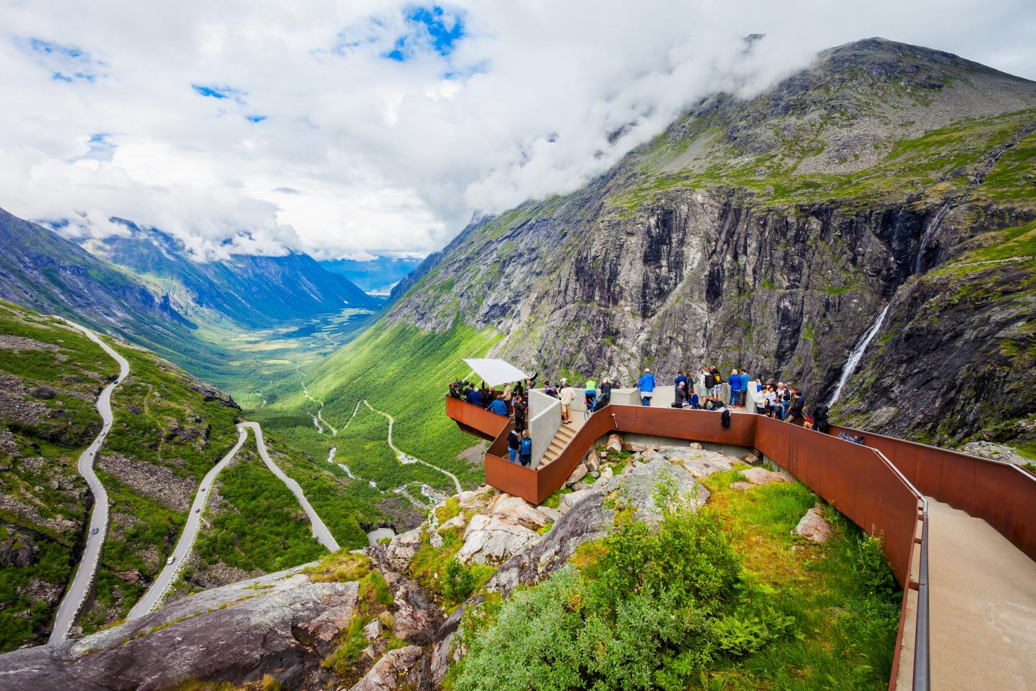 Trollstigen Bike Climb - PJAMM Cycling