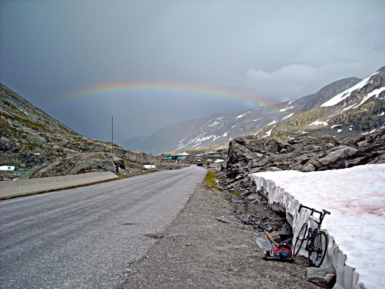 Opp Strynefjellet Bike Climb - PJAMM Cycling