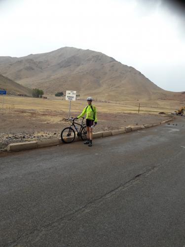 Tizi-n'Ouadi(Oukaimeden) Bike Climb - PJAMM Cycling