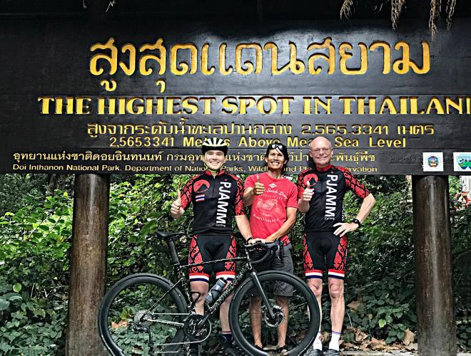 Doi Inthanon Bike Climb - PJAMM Cycling