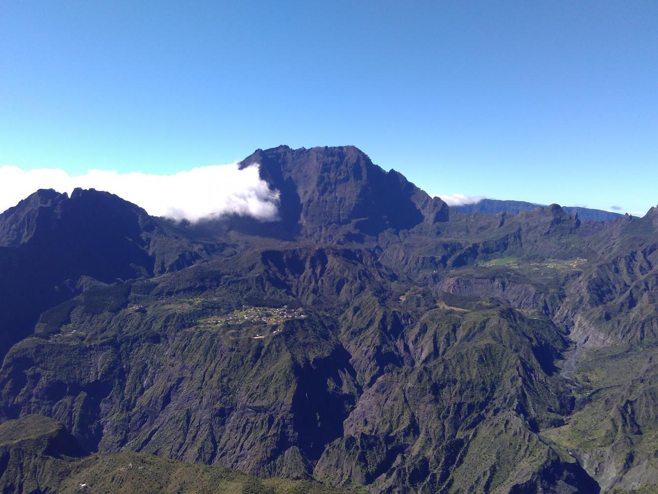 Le Maido, Reunion Island Bike Climb - PJAMM Cycling