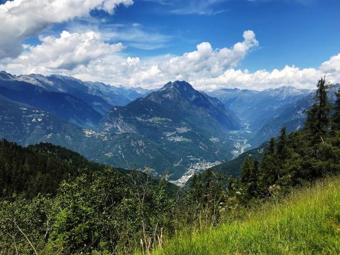 Alpe di Cadinello Bike Climb - PJAMM Cycling