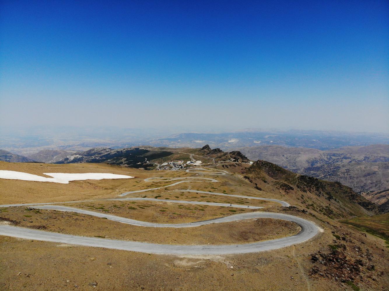 Pico de Veleta - PJAMM Cycling