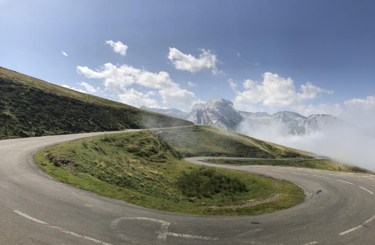 Col d'Aubisque - Eaux-Bonnes Bike Climb - PJAMM Cycling
