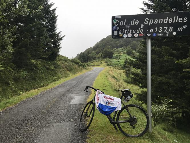Col de Spandelles (Argeles-Gazost) Bike Climb - PJAMM Cycling