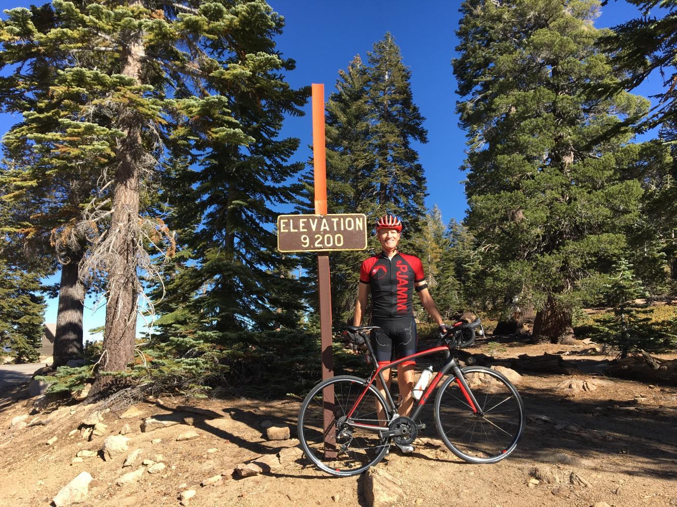 Sherman Pass West Bike Climb - PJAMM Cycling