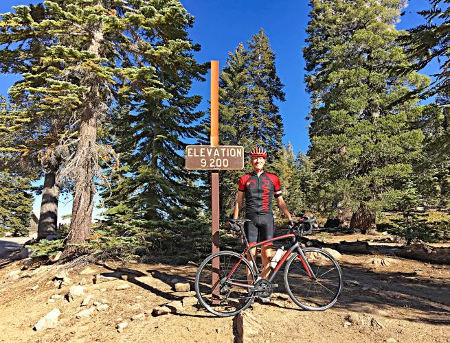 Sherman Pass West Bike Climb - PJAMM Cycling
