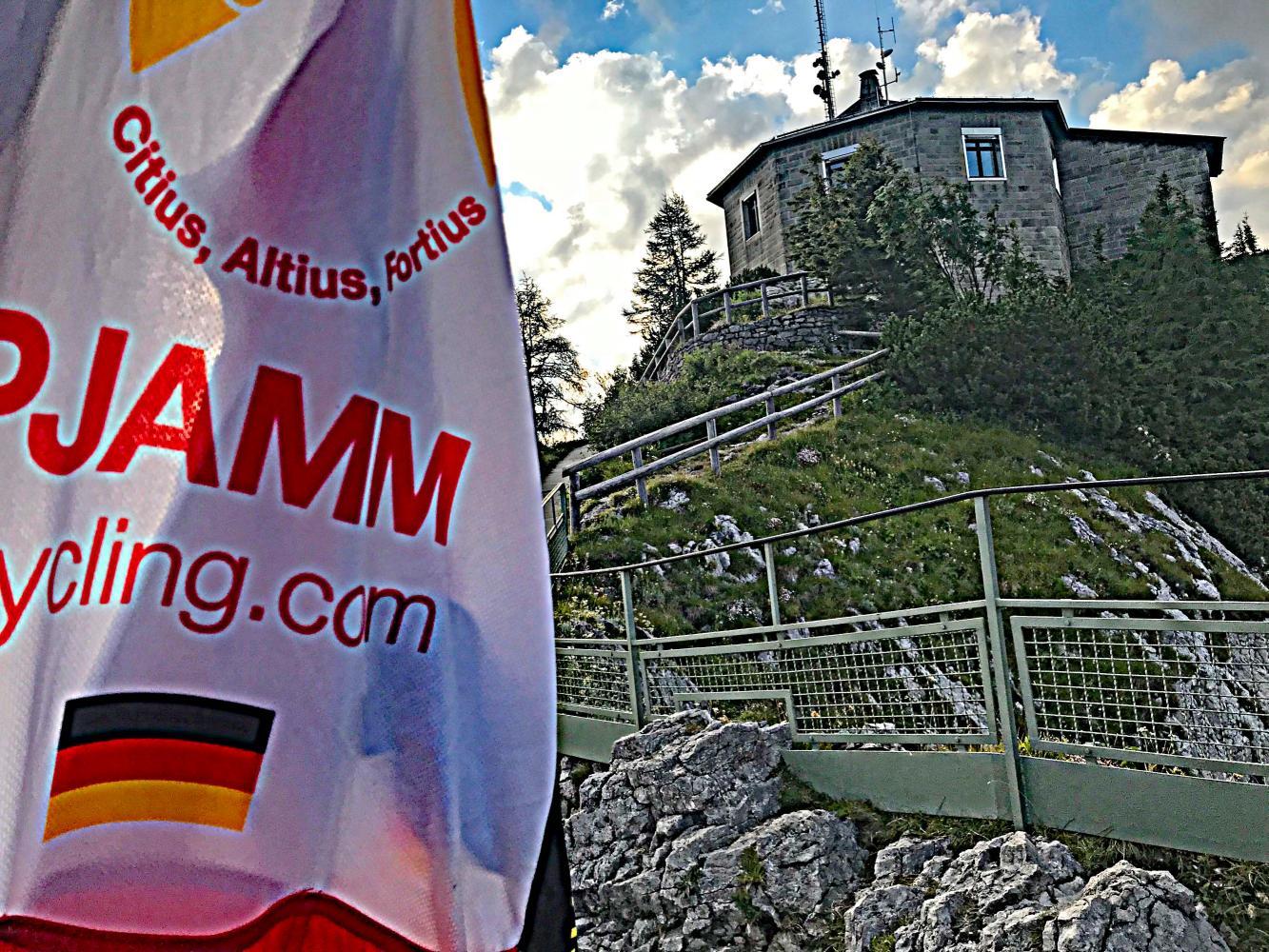 Kehlsteinhaus (Eagles Nest) Bike Climb - PJAMM Cycling