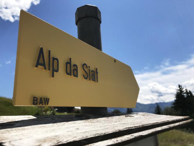 Alpe de Siat Bike Climb - PJAMM Cycling