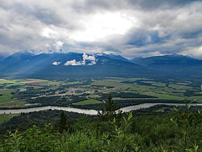 McBride Peak Bike Climb - PJAMM Cycling
