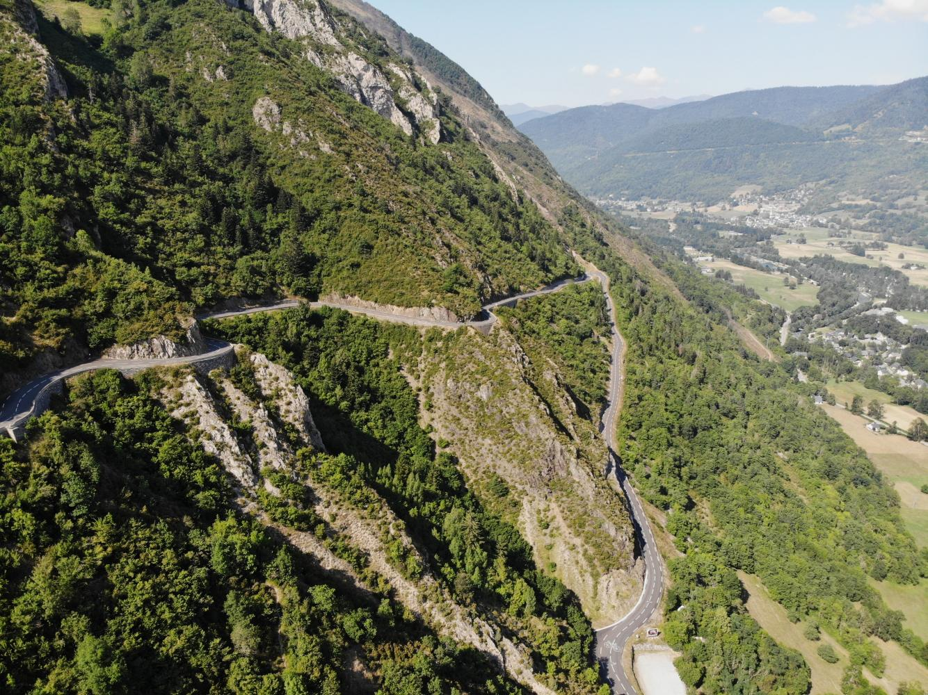 Col de Portet Bike Climb - PJAMM Cycling