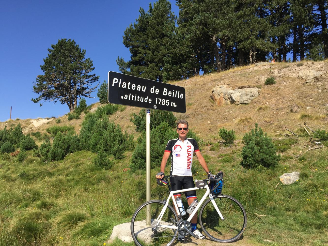 Plateau de Beille Bike Climb - PJAMM Cycling