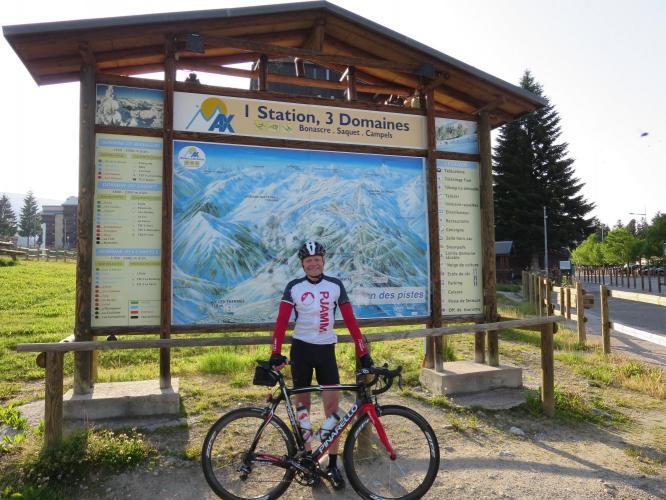 Ax 3 Domaines Bike Climb - PJAMM Cycling
