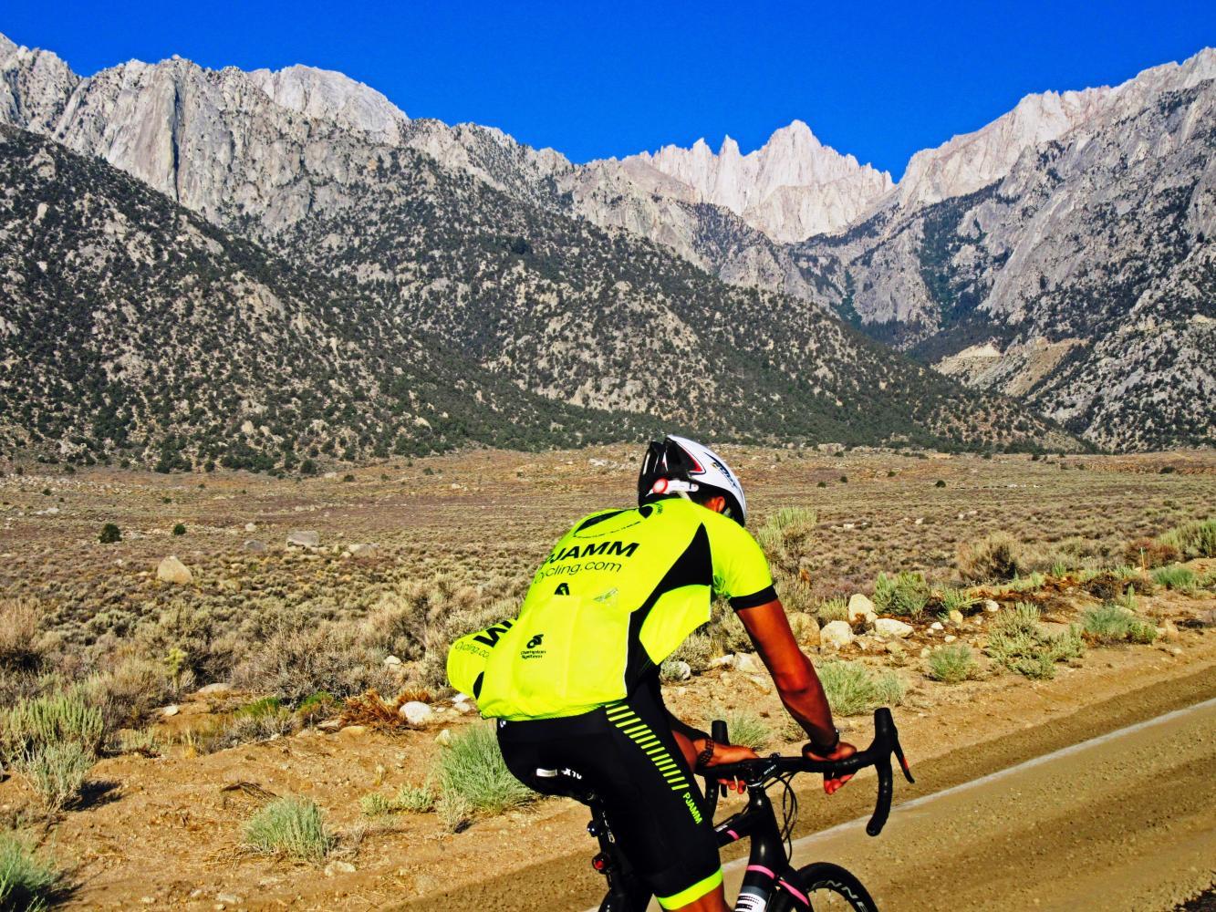 Whitney Portal Bike Climb - PJAMM Cycling