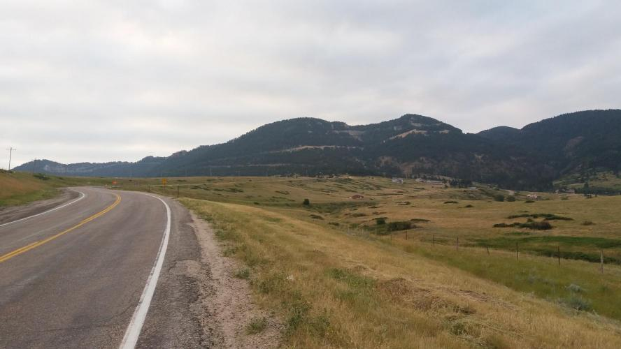 Casper Mountain Bike Climb - PJAMM Cycling