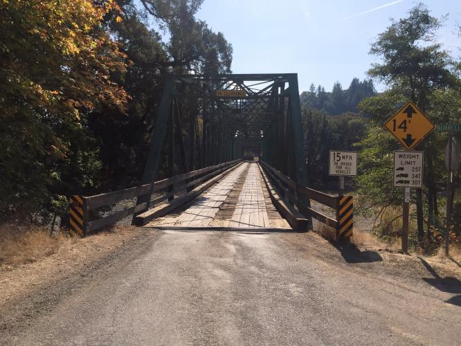 Mattole Road West to Panther Gap Bike Climb - PJAMM Cycling