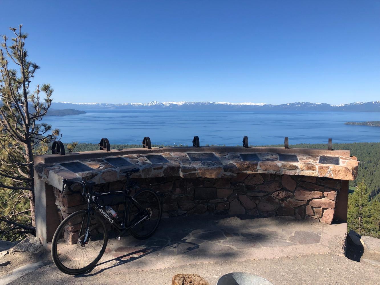 Mt. Rose West  Bike Climb - PJAMM Cycling