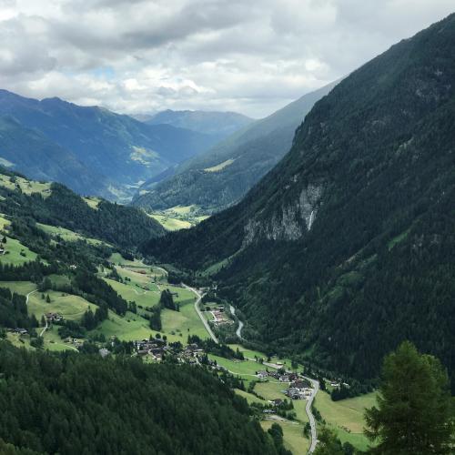 Grossglockner Pockhorn to tunnel Bike Climb - PJAMM Cycling