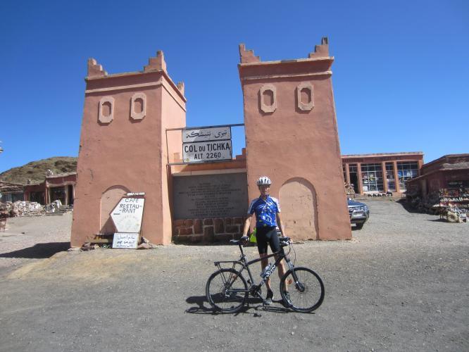 Tizi 'n Tichka Bike Climb - PJAMM Cycling