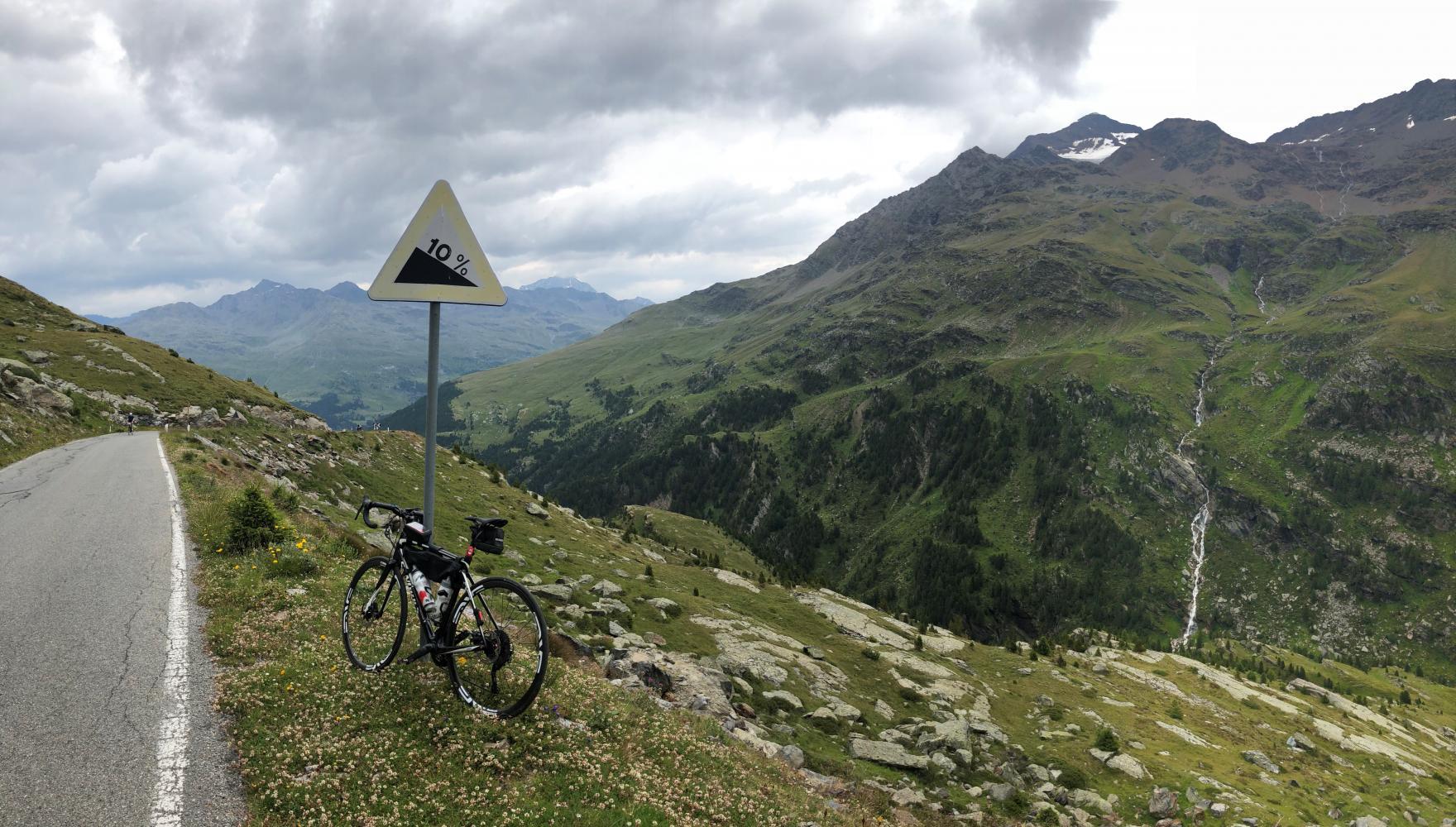 Passo di Gavia (Bormio) Bike Climb - PJAMM Cycling