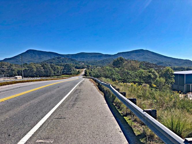 Fort Mountain West Bike Climb - PJAMM Cycling