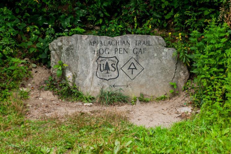 Hogpen Gap West Bike Climb - PJAMM Cycling