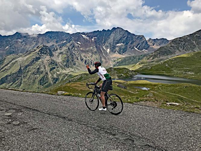 Passo Di Gavia (Ponte di Legno) Bike Climb - PJAMM Cycling