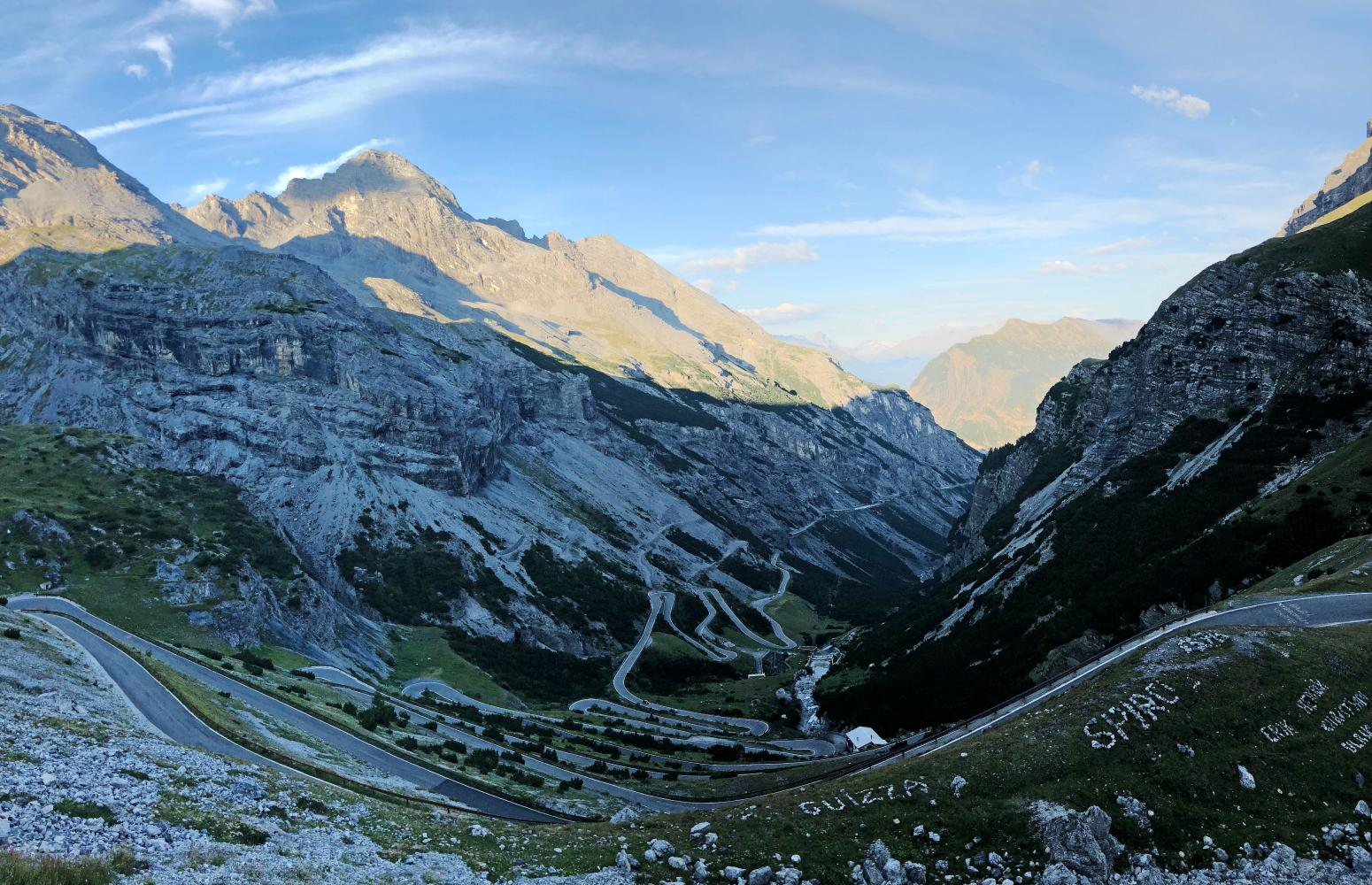 Passo dello Stelvio (Bormio), Italy - PJAMM Cycling - Climb of the Week