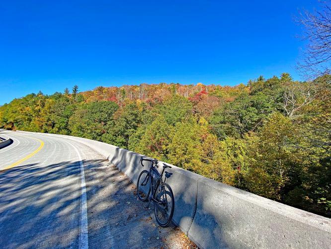Cherohala Skyway (Tennessee) Bike Climb - PJAMM Cycling