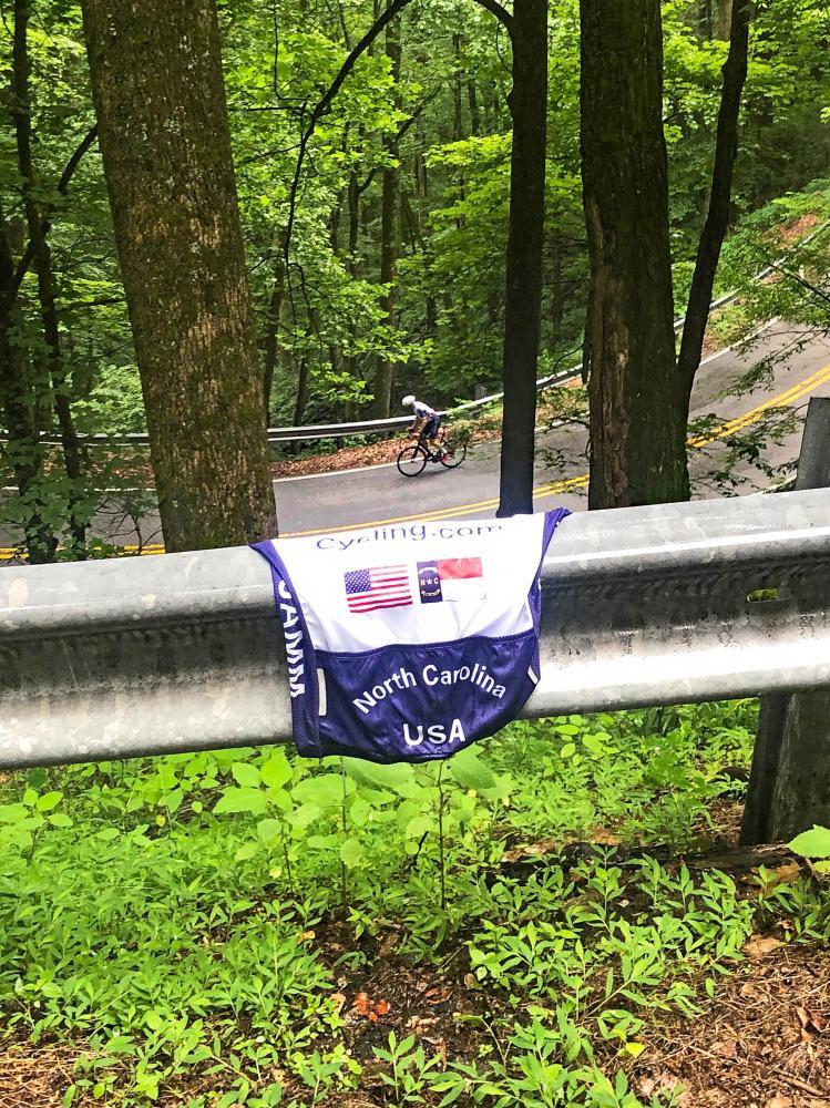 Mt. Mitchell, NC, USA - PJAMM Cycling - Climb of the Week
