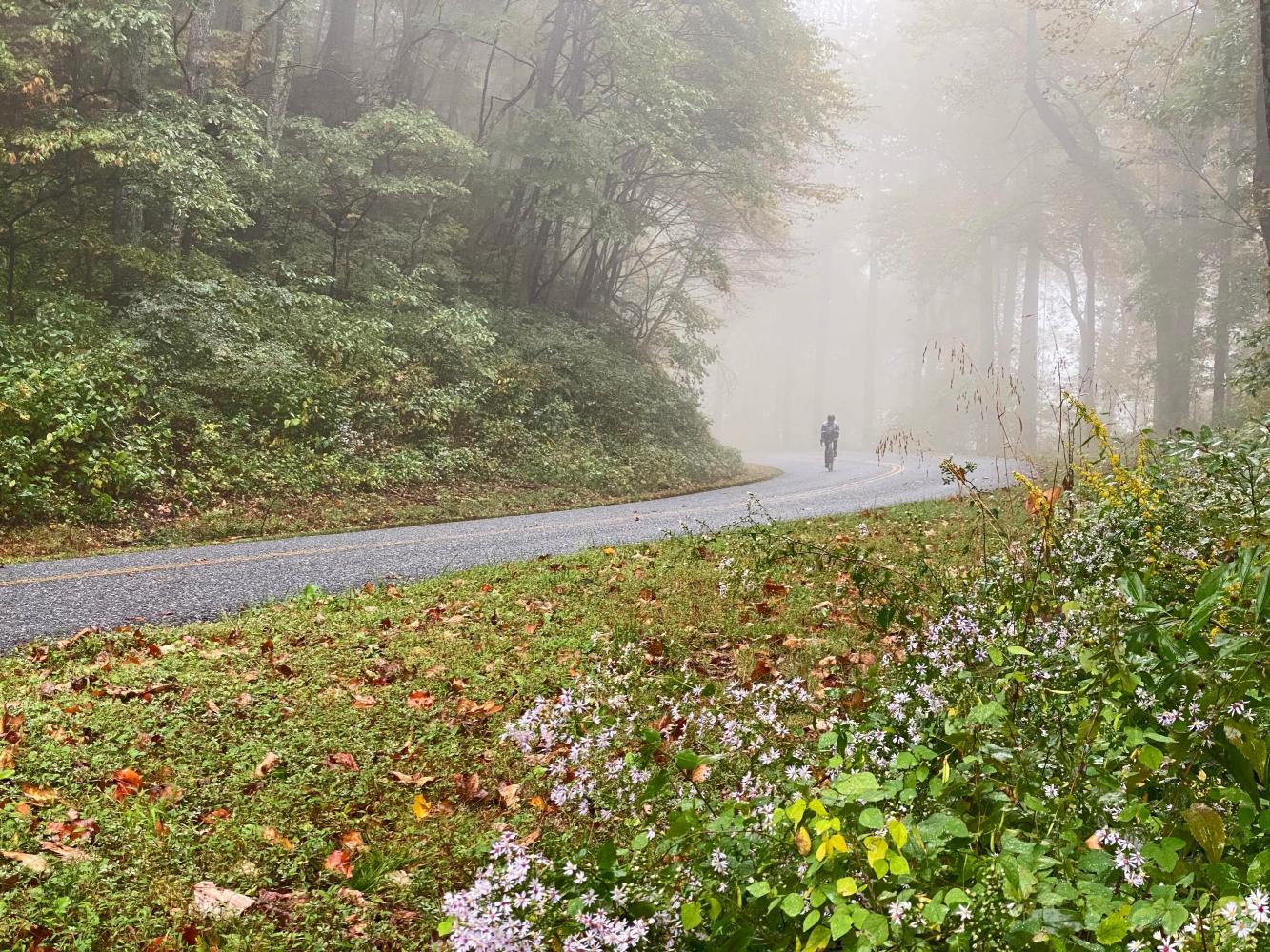 Thunder Ridge Bike Climb - PJAMM Cycling