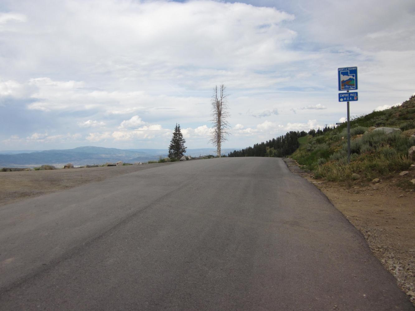 Empire Pass, Park City Bike Climb - PJAMM Cycling