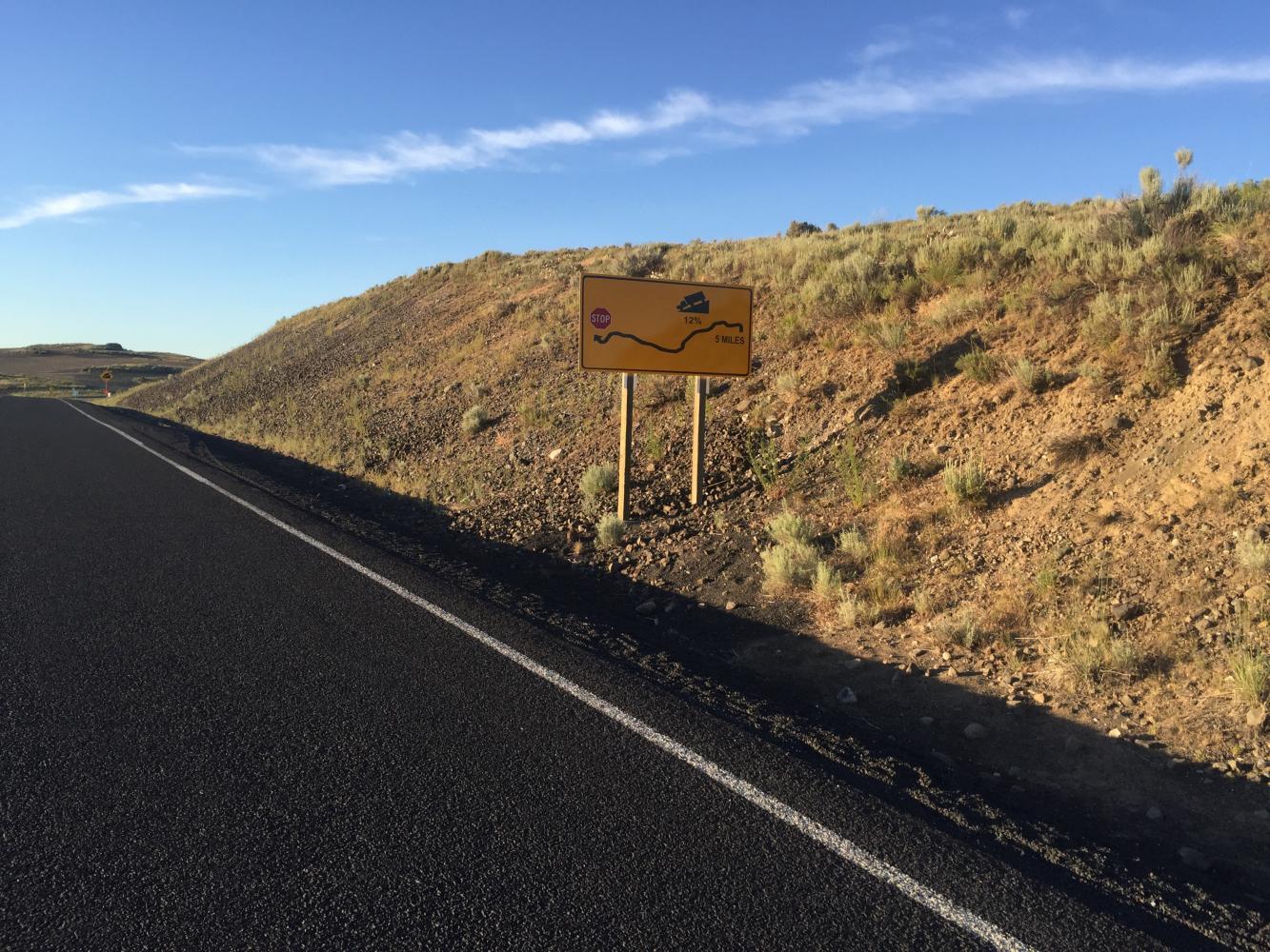 McNeil Canyon Road Bike Climb - PJAMM Cycling