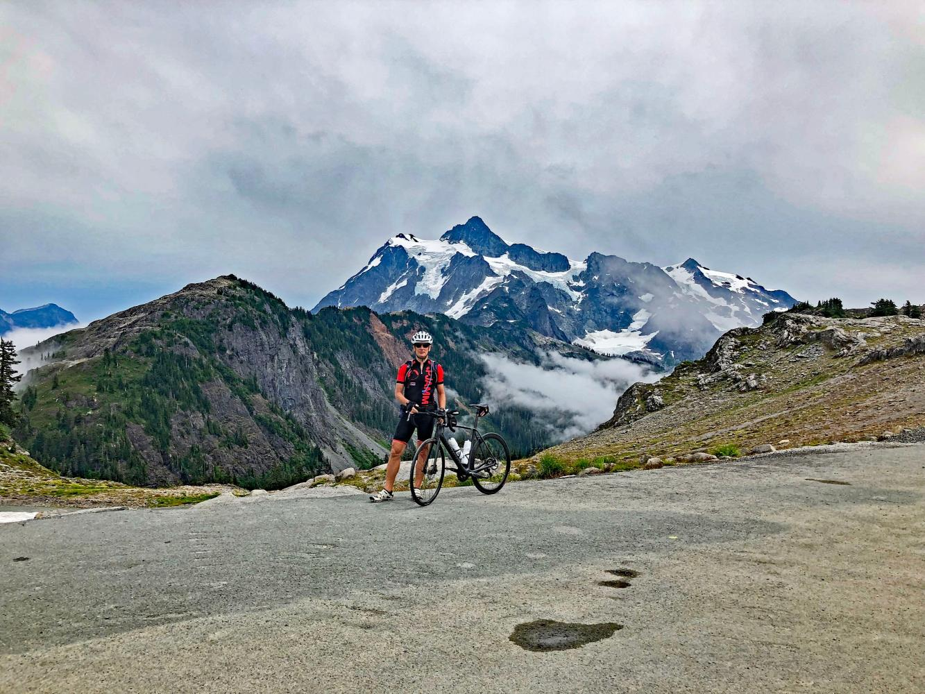Mt. Baker Bike Climb - PJAMM Cycling