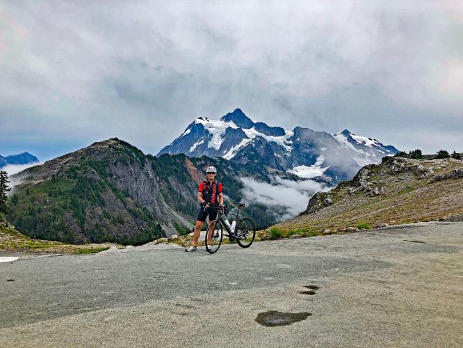 Mt. Baker Bike Climb - PJAMM Cycling