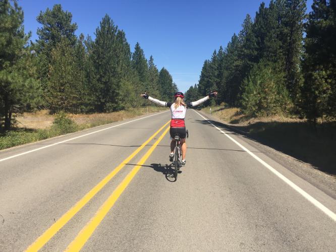 Hwy 129 & 3 South Bike Climb - PJAMM Cycling