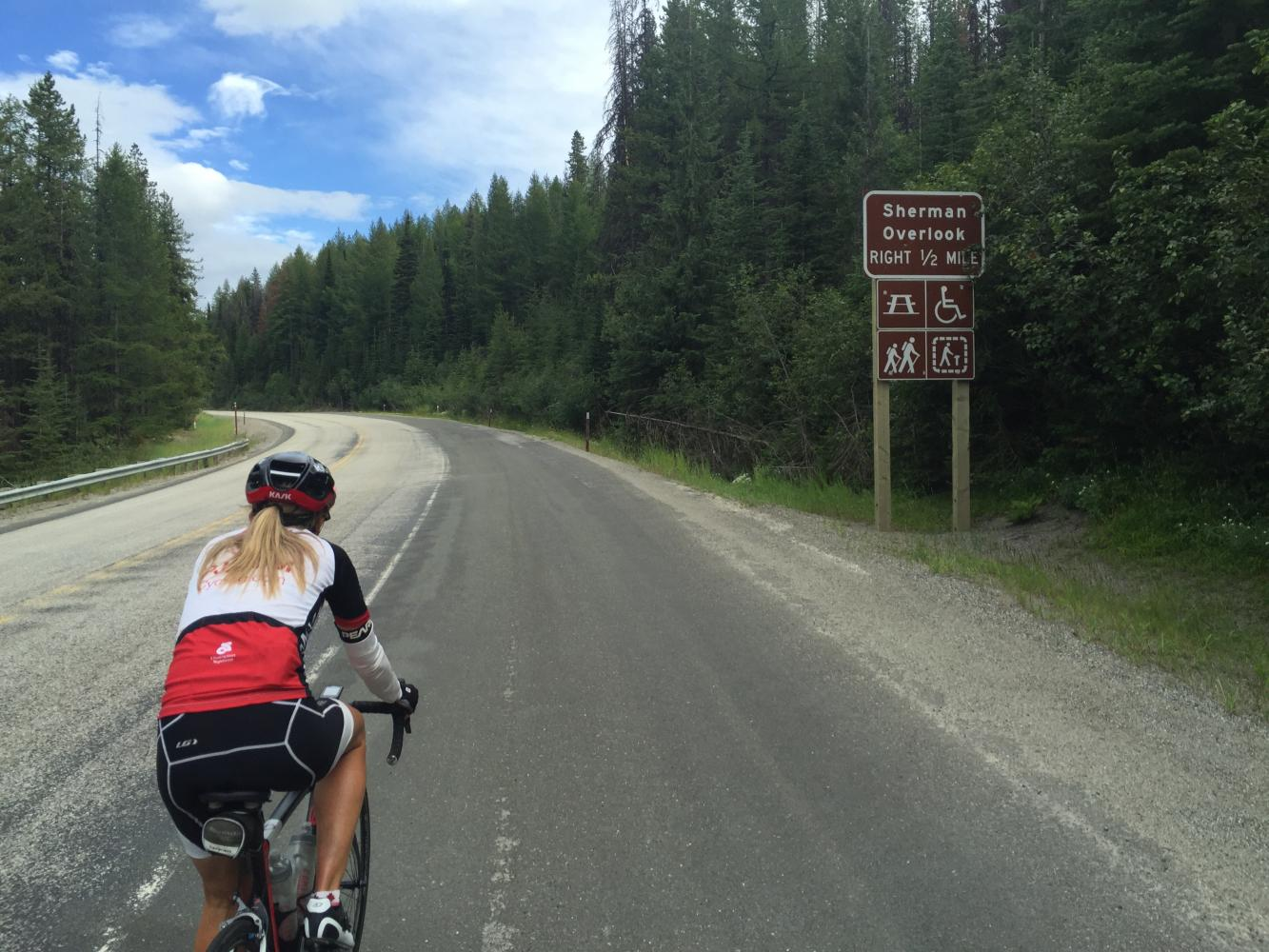 Sherman Pass Bike Climb - PJAMM Cycling