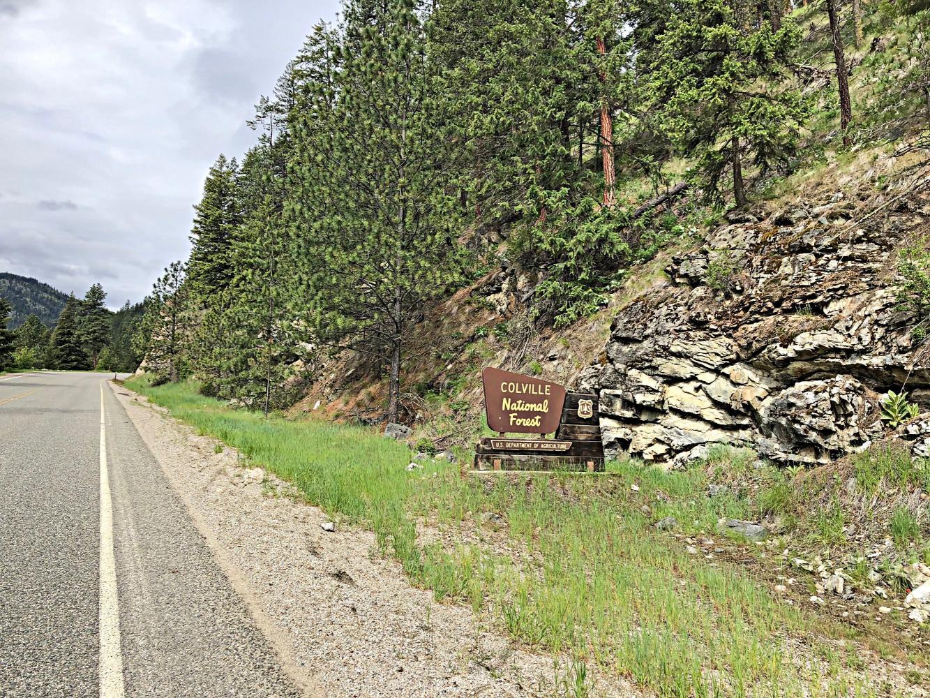 Boulder Creek Pass East Bike Climb - PJAMM Cycling