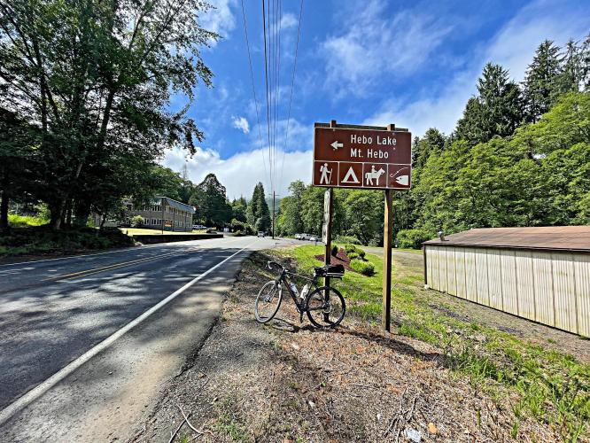 Mt. Hebo Road Bike Climb - PJAMM Cycling