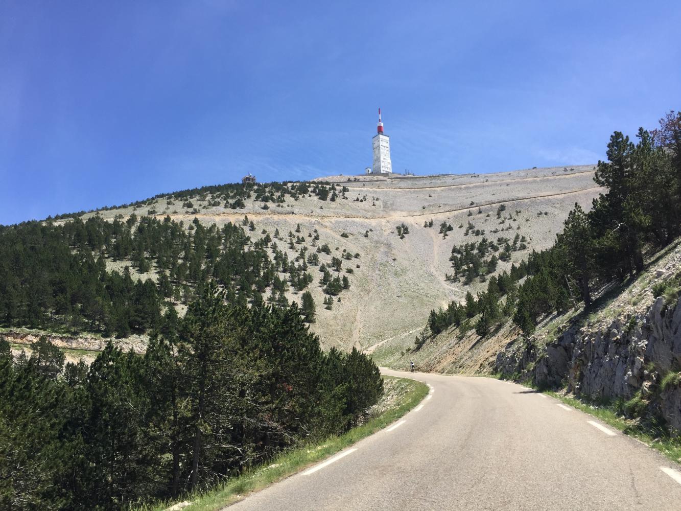 Mont Ventoux - Malaucène Bike Climb - PJAMM Cycling