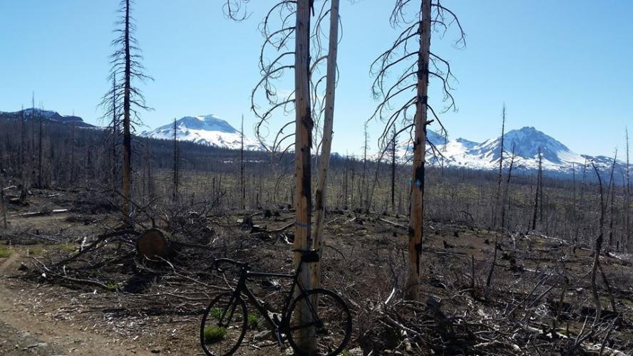 Three Creeks Road Bike Climb - PJAMM Cycling