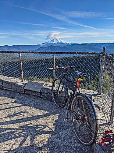 Larch Mountain Bike Climb - PJAMM Cycling