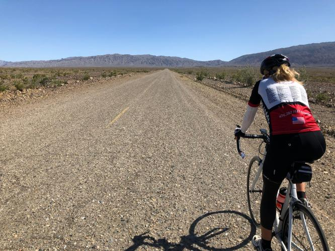 Emigrant Pass West Bike Climb - PJAMM Cycling