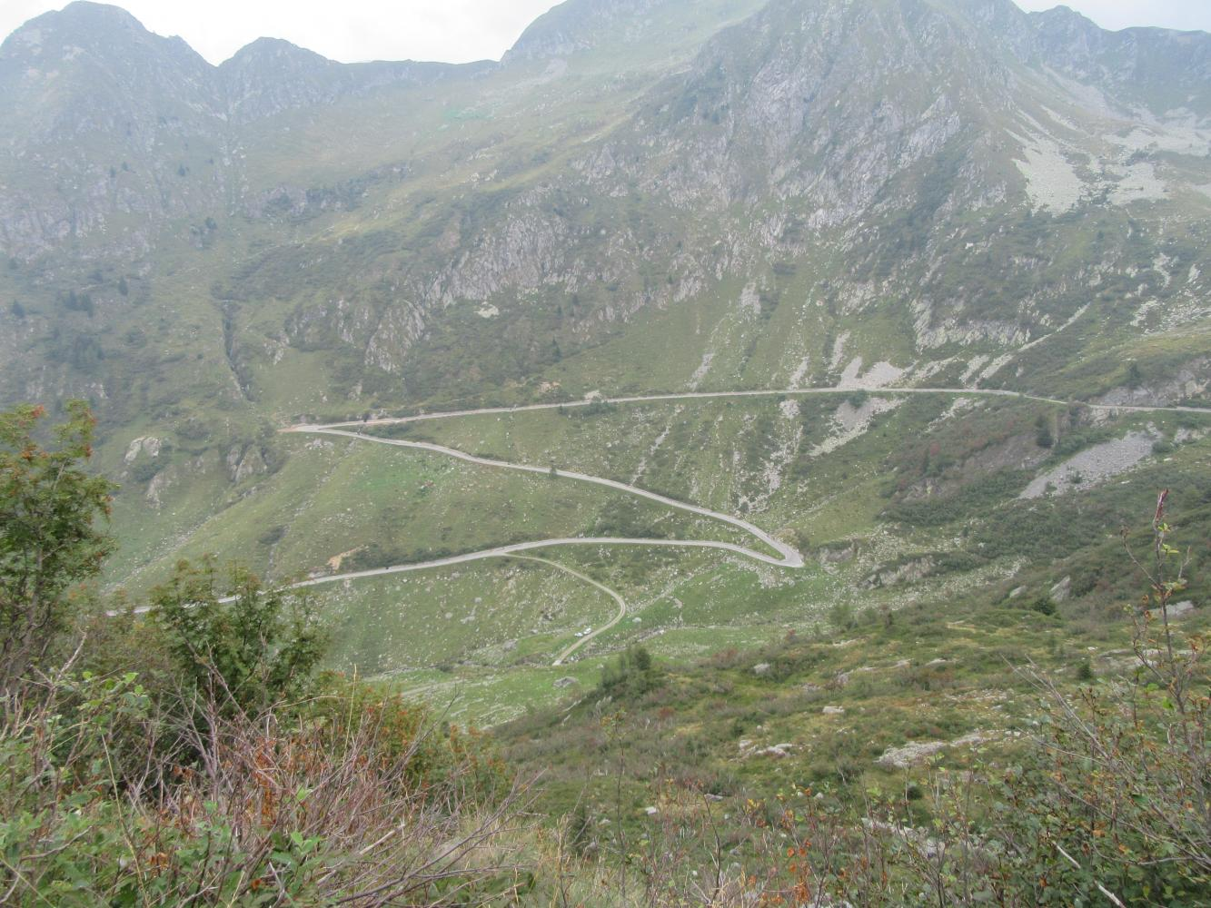 Passo San Marco - Morbegno Bike Climb - PJAMM Cycling