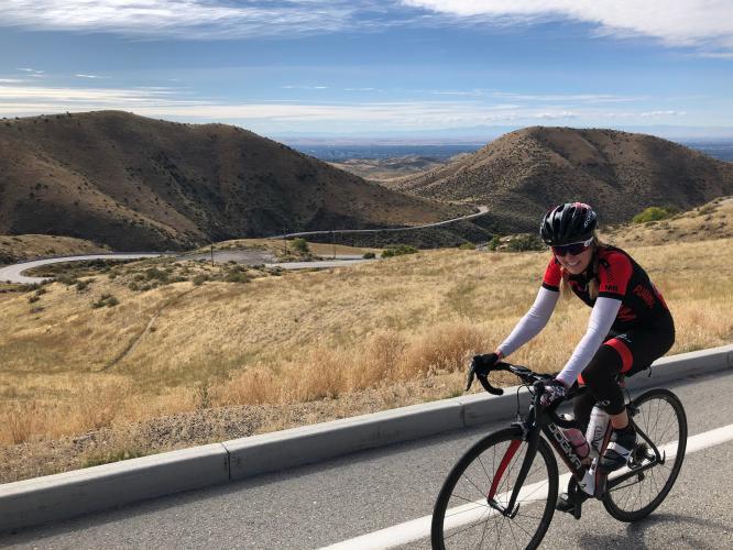 Bogus Basin Bike Climb - PJAMM Cycling