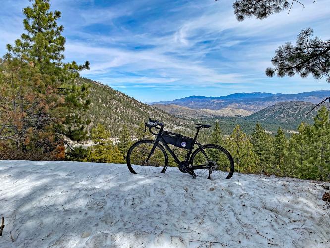 Old Clear Creek Bike Climb - PJAMM Cycling