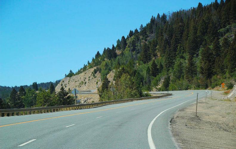 MacDonald Pass Bike Climb - PJAMM Cycling