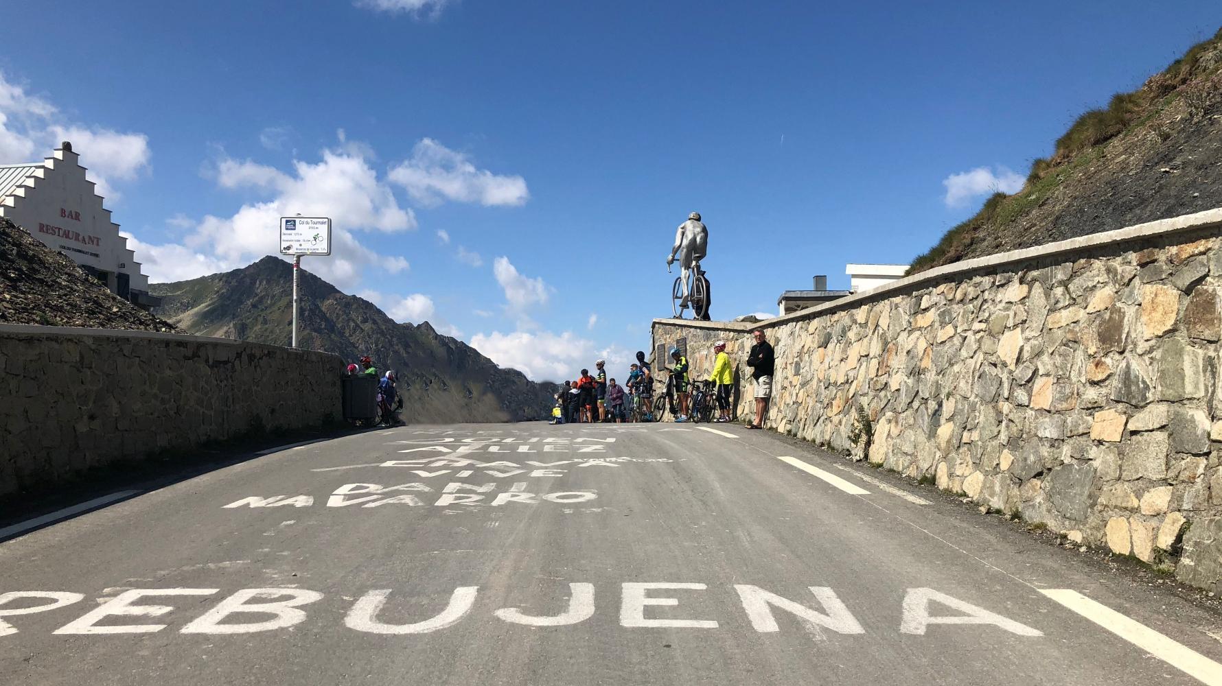 Col du Tourmalet - Luz-Saint-Sauveur Bike Climb - PJAMM Cycling