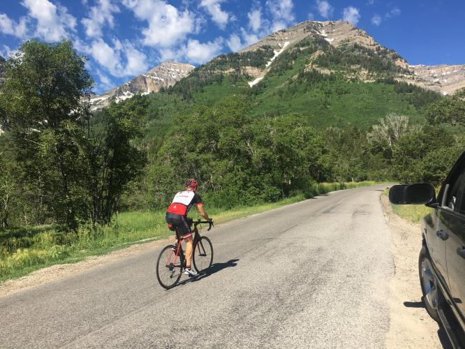 Alpine Summit East (Hwy 92) Bike Climb - PJAMM Cycling