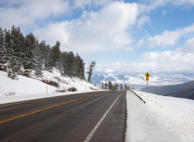 Teton Pass East Bike Climb - PJAMM Cycling